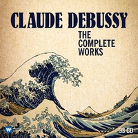 Debussy: The Complete Works-Debussy Complete Works 2018-CD