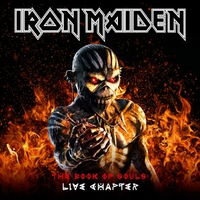 The Book Of Souls: Live-Iron Maiden-LP