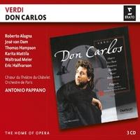 Don Carlos-Alagna, Pappano, Van Dam-CD