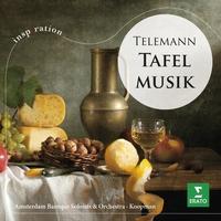Tafelmusik - Best Of Telemann-Ton Koopman-CD