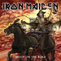 Death On The Road-Iron Maiden-LP