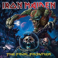 The Final Frontier-Iron Maiden-LP