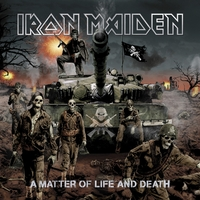 A Matter Of Life And Death-Iron Maiden-LP