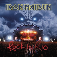 Rock In Rio-Iron Maiden-LP