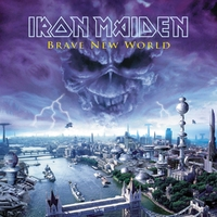 Brave New World-Iron Maiden-LP