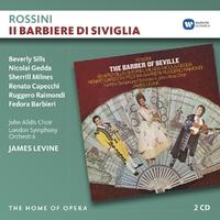 Il Barbiere Di Siviglia-Levine, Sills-CD