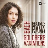 Bach: Goldberg Variations, BWV-Beatrice Rana-CD