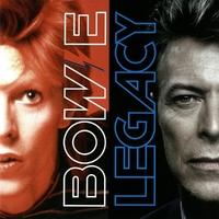 Legacy-David Bowie-LP