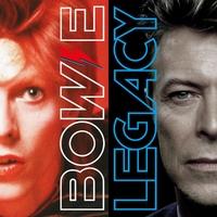Legacy-David Bowie-CD