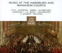 Music At The Habsburg-Harnoncourt-CD