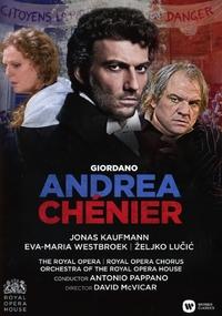 Antonio Pappano - Andrea Chenier-DVD