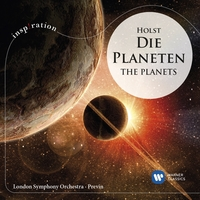 The Planets For Kids-Previn-CD