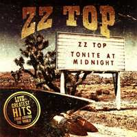 Live - Greatest Hits-Zz Top-LP