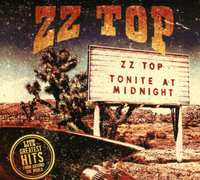 Live - Greatest Hits-Zz Top-CD