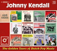 The Golden Years Of Dutch Pop-Johnny Kendall-CD