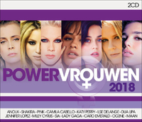 Powervrouwen 2018--CD