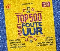 Qmusic: De Top 500 Van Het Foute Uur (2018)--CD