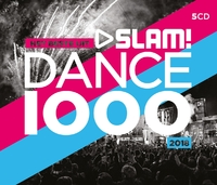Slam! Dance 1000 (2018)--CD