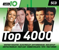 Radio 10 Top 4000 (2018)--CD