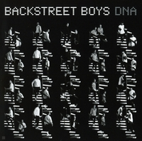 Dna-Backstreet Boys-CD
