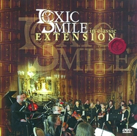 Toxic Smile - In Classic Extension-DVD