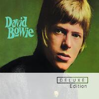 David Bowie (Deluxe Edition)-David Bowie-CD