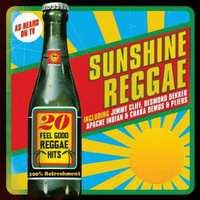 Sunshine Reggae--CD