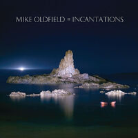 Incantations-Mike Oldfield-CD