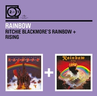 2 For 1: Ritchie Blackmore's Rainbow & Rising-Rainbow-CD