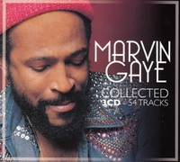 Marvin Gaye - Collected (3 CD)-Marvin Gaye-CD