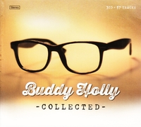 Buddy Holly - Collected (3 CD)-Buddy Holly-CD