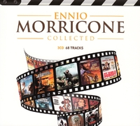 Ennio Morricone - Collected (3 CD)-Ennio Morricone-CD