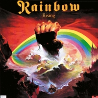 Rising 180GR+Download)-Rainbow-LP