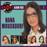 Originale Album-Box-Nana Mouskouri-CD
