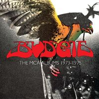 The Mca Albums 1973 - 1975-Budgie-CD