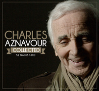 Charles Aznavour - Collected (3 CD)-Charles Aznavour-CD
