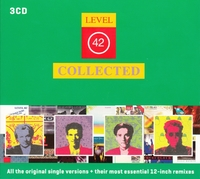 Level 42 - Collected (3 CD)-Level 42-CD