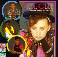 Colour By Numbers + 5-Culture Club-CD