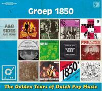 The Golden Years Of Dutch Pop Music: Groep 1850-Groep 1850-CD