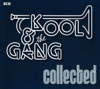 Kool & The Gang - - Collected (3 CD)-Kool & The Gang-CD