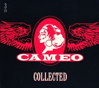 Cameo - Collected (3 CD)-Cameo-CD