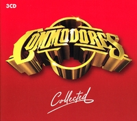 Commodores - Collected (3 CD)-Commodores-CD