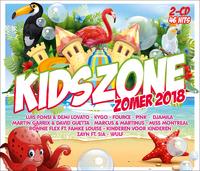 Kidszone - Zomer 2018--CD