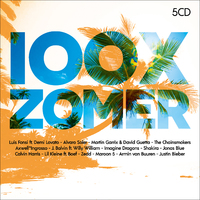 100X Zomer 2018--CD