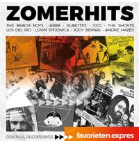 Favorieten Expres - Zomerhits--CD
