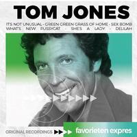 Favorieten Expres - Tom Jones-Tom Jones-CD
