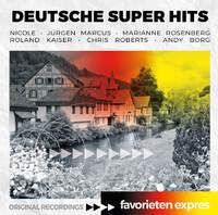 Favorieten Expres - Deutsche Super Hits--CD