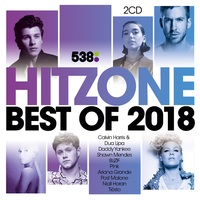 538 Hitzone - Best Of 2018--CD