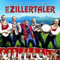 35 Jahre - Nur Das Beste-Die Zillertaler-CD