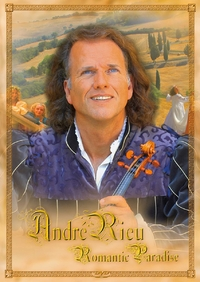 Andre Rieu - Romantic Paradise-DVD